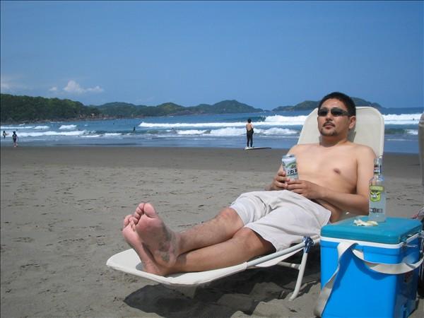 Ikumi Beach (Tokushima/Kochi border)