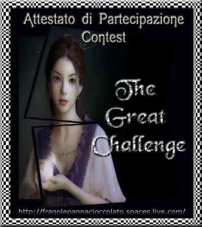 The Great Challenge directory fragole