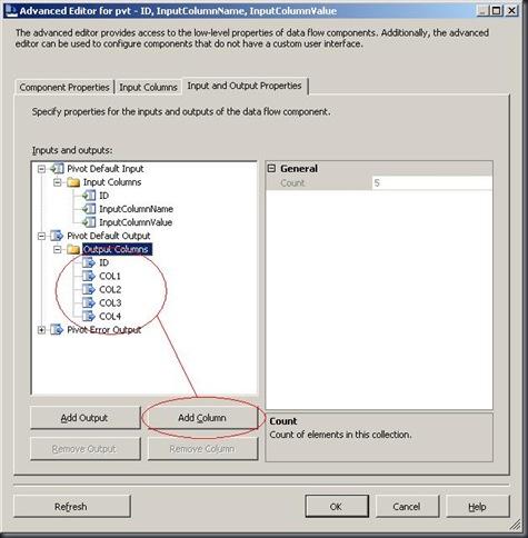 pivot-Output-AddColumns